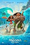 Poster du film animé Vaiana