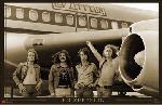 Affiche de Led Zeppelin Aeroplane