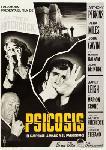 Poster du film Psychose