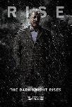 Poster du film The Dark Knight Rises