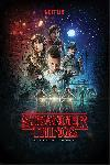 Affiche de la série TV Stranger Things (One Sheet)