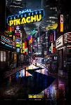 Affiche du film Pikachu