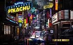 Poster du film Pokemon Pikachu détective