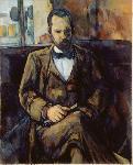 Poster reproduction Portrait d'Ambroise Vollard