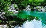 Photo étendu d'eau en Albanie