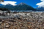 Photo rivière en Patagonie Argentine