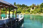 Photo ponton San Carlos de Bariloche en Argentine