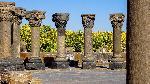 Photo monument archéologique en Arménie