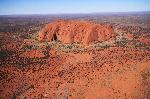 Photo Ayers rock en Australie