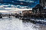 Photo pont sur rivière en Australie