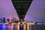 Photo du pont du port de Sydney en Australie