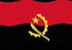 Drapeaux Drapeau Angola