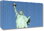 Toiles imprimées Photo de la statue de la liberté
