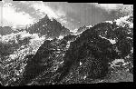 Toiles imprimées Affiche paysasge de La Meije