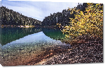 Toiles imprimées Paysage d'automne au Canada
