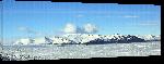 Toiles imprimées Photo de montagnes du Sud de Islande