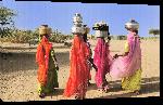 Toiles imprimées Photo du désert du Thar