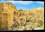 Toiles imprimées Photo d'un site archéologique en Tunisie