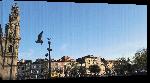 Toiles imprimées Photo ciel bleu à Porto