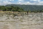 Photo bateau fleuve Bangladesh