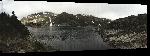 Toiles imprimées Poster du lac du Lanoux montagne Pyrénées Orientales