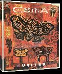 Toiles imprimées Affiche publicitaire vintage China, United Airlines