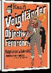 Toiles imprimées Affiche publicité vintage Voigtlander Camera