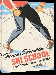 Toiles imprimées Affiche publicitaire vintage Ecole de ski : Hannes Schneider Ski School, North Conway, New Hampshire