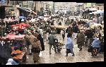 Toiles imprimées Photo d'un marché en Afghanistan