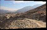 Toiles imprimées Photo chemin de montagne en Afghanistan