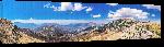 Toiles imprimées Photo panoramique montagne Albanie