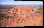 Toiles imprimées Photo Ayers rock en Australie