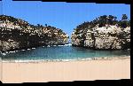 Toiles imprimées Photo plage sur une baie Australienne