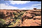 Toiles imprimées Photo canyon désert Australie