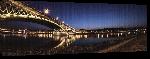 Toiles imprimées Photo pont paysage urbain en Australie