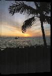 Toiles imprimées Photo coucher de soleil plage Bahamas