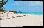 Toiles imprimées Photo plage aux Bahamas