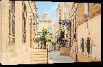 Toiles imprimées Photo ruelle en Azerbaidjan