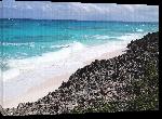 Toiles imprimées Photo plage Bahamas