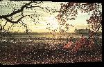 Toiles imprimées Photo du chateau de Mortiz à Dresden en allemagne vue depuis le parc