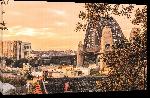 Toiles imprimées Photo Harbour bridge à Sydney en Australie