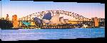 Toiles imprimées Photo poster de Sydney Australie