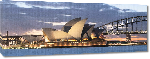 Toiles imprimées Photo théâtre de Sydney