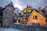 Photo du village Mont Saint Michel