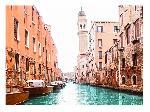 Poster photo Venise et ses canaux