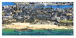 Poster photo Saint-Malo intra-muros, Ille-et-Vilaine, Bretagne