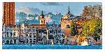 Poster photo Venise vue de la lagune