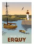 Poster photo illustration Week-end à Erquy