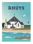 Poster photo illustration Presqu'île de Rhuys
