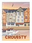 Poster photo illustration Escapade au Crouesty